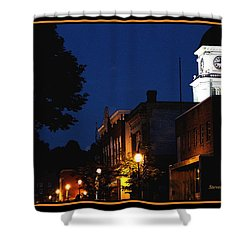 Joneborough Tennessee 11 Shower Curtain
