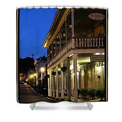 Jonesborough Tennessee 12 Shower Curtain