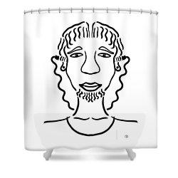Jordao Shower Curtain
