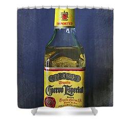 Jose Cuervo Tequila Shower Curtain