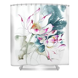 Journey For Two Shower Curtain