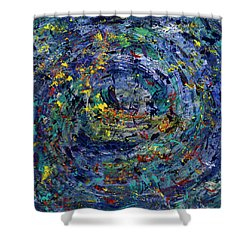 Journey Into You Shower Curtain