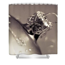 Shower Curtain featuring the photograph Joy Is Coming by Yvette Van Teeffelen