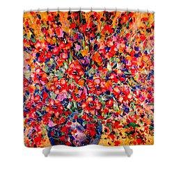 Joy Of Summer Shower Curtain