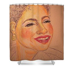 Joyful Shower Curtain