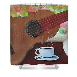 Joys Of Life Shower Curtain
