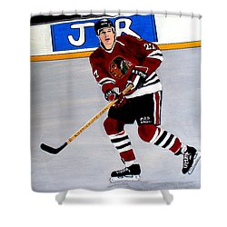 JR Shower Curtain