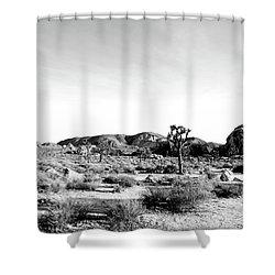 Jt 45 Shower Curtain