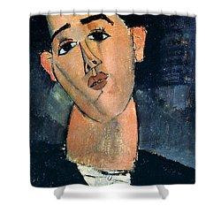 Juan Gris (1887-1927) Shower Curtain by Granger