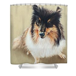 Jude Shower Curtain