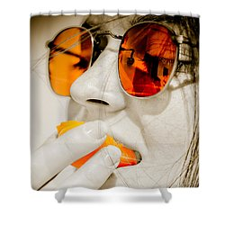 Juicy Fruits Shower Curtain by Loriental Photography