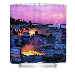 July Fourth 2016 Shower Curtain