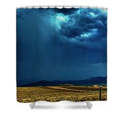July Monsoons Shower Curtain