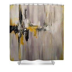 Juncture Shower Curtain