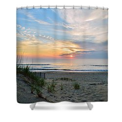 June 2, 2017 Sunrise Shower Curtain