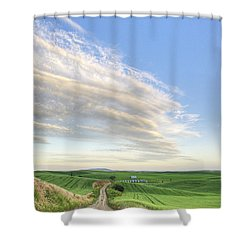 June Afternoon Shower Curtain