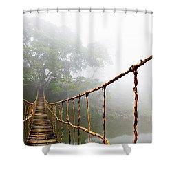 Jungle Journey Shower Curtain