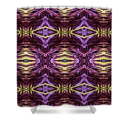 Jungle Night Shower Curtain by Bob Wall