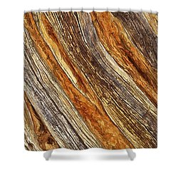 Juniper Texture Shower Curtain