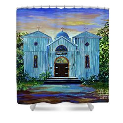 Junk And Co. Shower Curtain