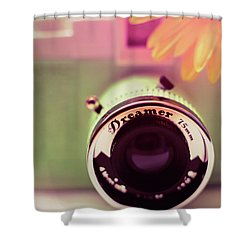 Just A Dreamer  Shower Curtain by Terry DeLuco