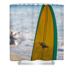 Just A Hobie Of Mine Shower Curtain by Peter Tellone