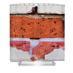 Just Another Brick In The Wall Shower Curtain