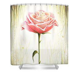 Just Another Common Beauty Shower Curtain
