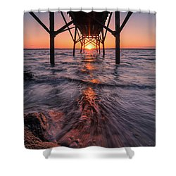 Just Another Day... Shower Curtain