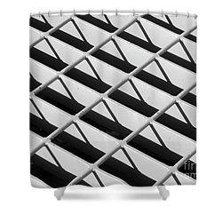 Just Another Grate Shower Curtain