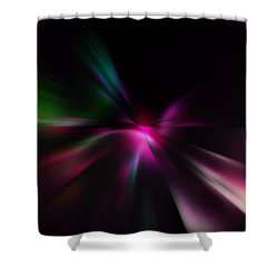 Just Color Shower Curtain