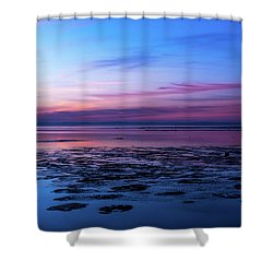 Slave To Your Mind Shower Curtain by Thierry Bouriat