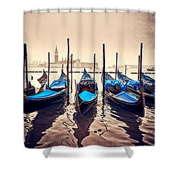 Just Sail Shower Curtain