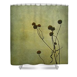 Just Weeds . . . Shower Curtain