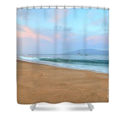 Ka'anapali Delight  Shower Curtain by Kelly Wade