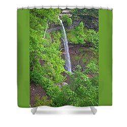 Kaaterskill Falls 2018 Shower Curtain