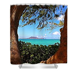 Kailua Shower Curtain