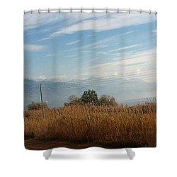 Kalamata Shower Curtain