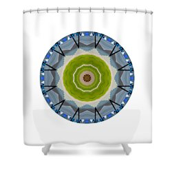 Shower Curtain featuring the photograph Kaleidos - Hyannis01 by Jack Torcello