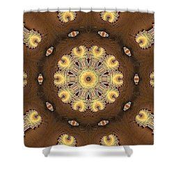 Kaleidoscope 125 Shower Curtain