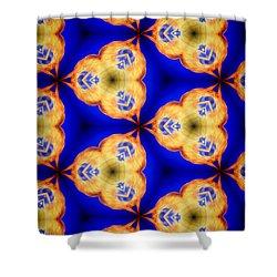 Kaleidoscope II Shower Curtain