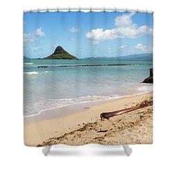 Kaneohe Bay Shower Curtain
