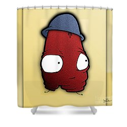 Kangol Kool Shower Curtain