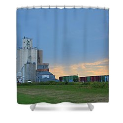 Edson Kansas Shower Curtain