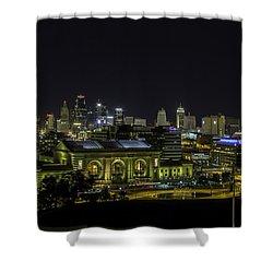 Kansas City Mo Shower Curtain