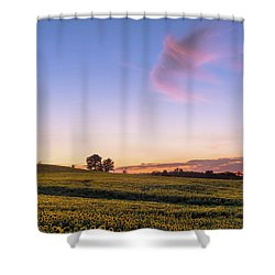 Kansas In Color Shower Curtain
