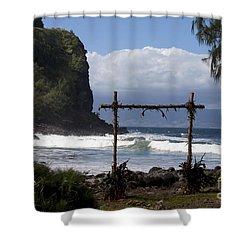 Kapalua Bay Shower Curtain