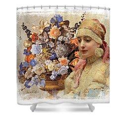 Karima Shower Curtain