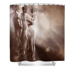 Karla, Karla Und Karla - Variation 1 Shower Curtain