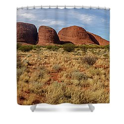 Kata Tjuta 10 Shower Curtain
